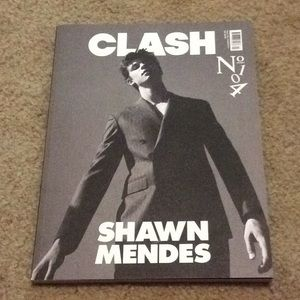 Shawn Mendes Limited Edition Clash Magazine